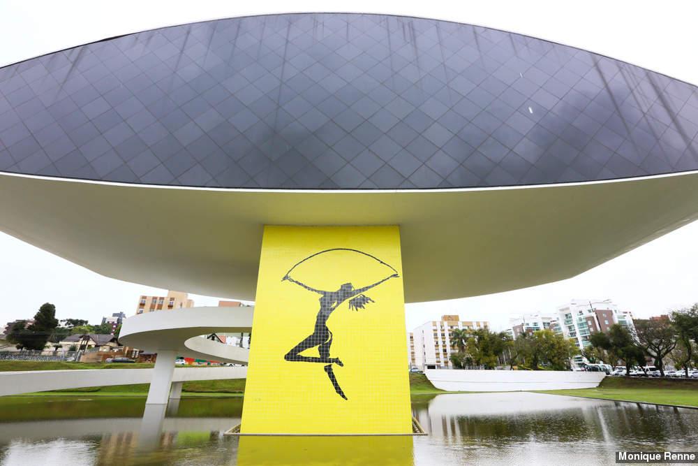 Como conhecer Curitiba em 42 atrações - Museu Niemeyer