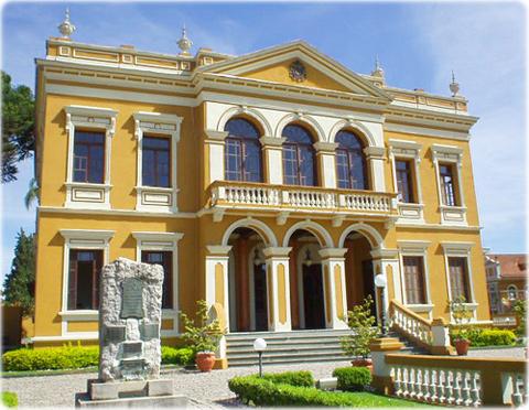 Como conhecer Curitiba em 42 atrações - Palácio Garibaldi