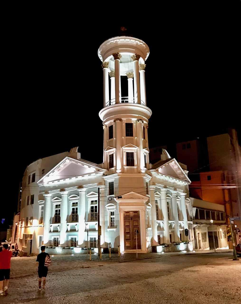Como conhecer Curitiba em 42 atrações - Igreja Presbiteriana Independente