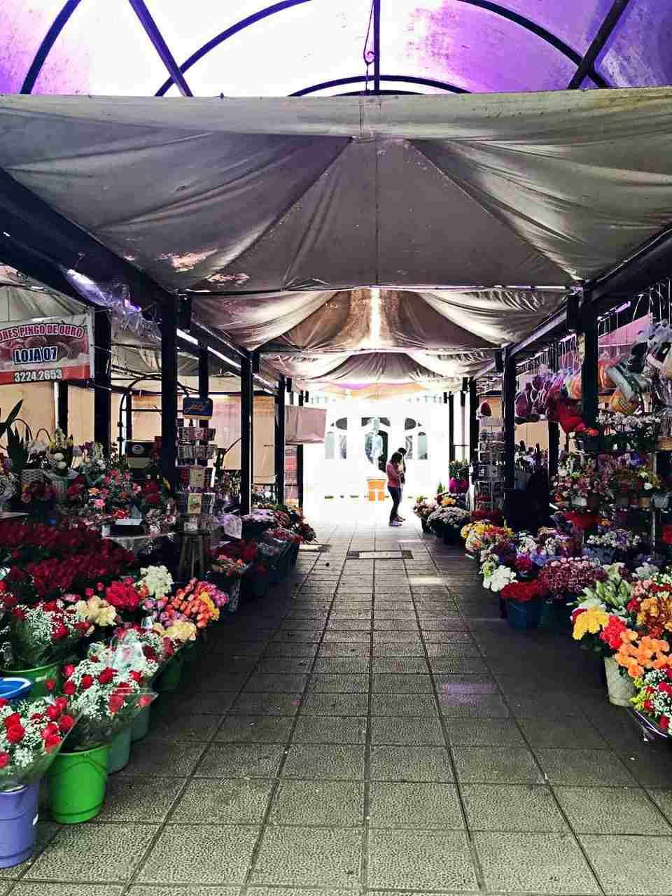 Como conhecer Curitiba em 42 atrações - Mercado das Flores