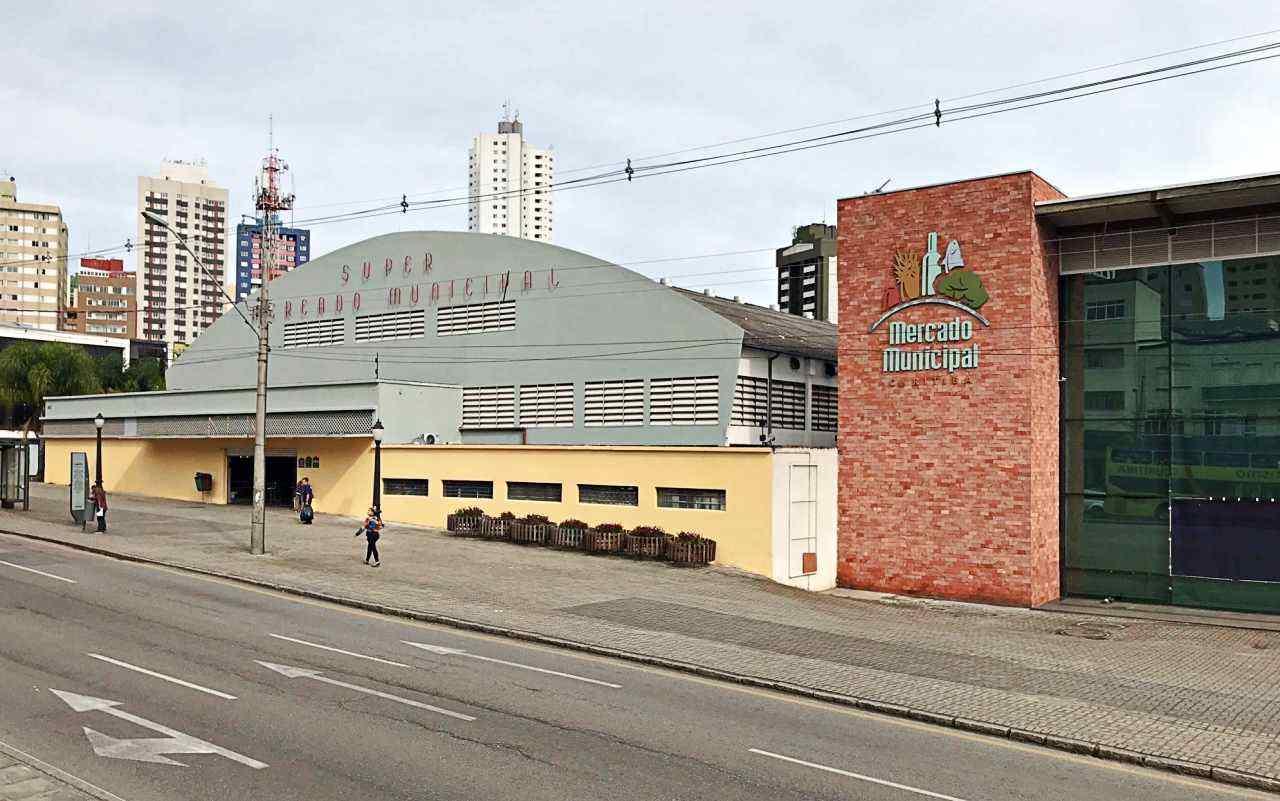Como conhecer Curitiba em 42 atrações - Mercado Municipal