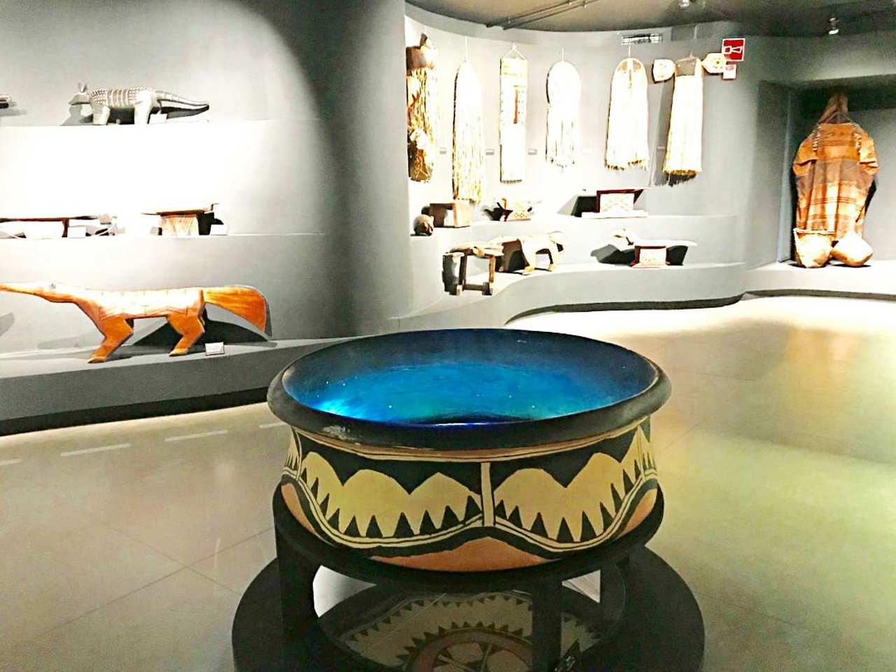 Como conhecer Curitiba em 42 atrações - Museu de Arte Indígena