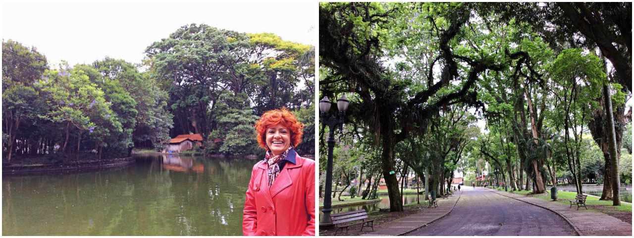 Curitiba Passeio Público