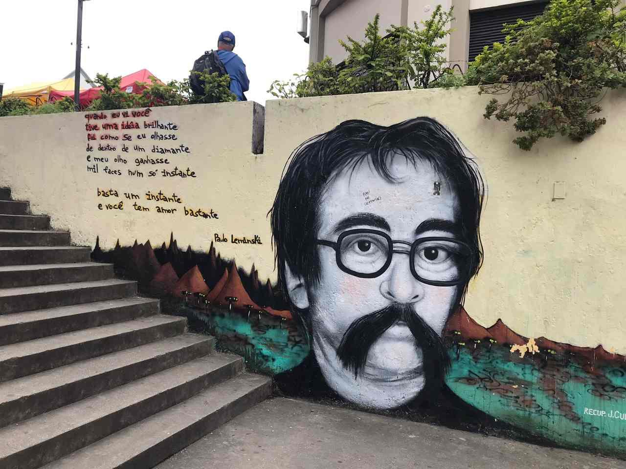 Como conhecer Curitiba em 42 atrações - Paulo Leminski