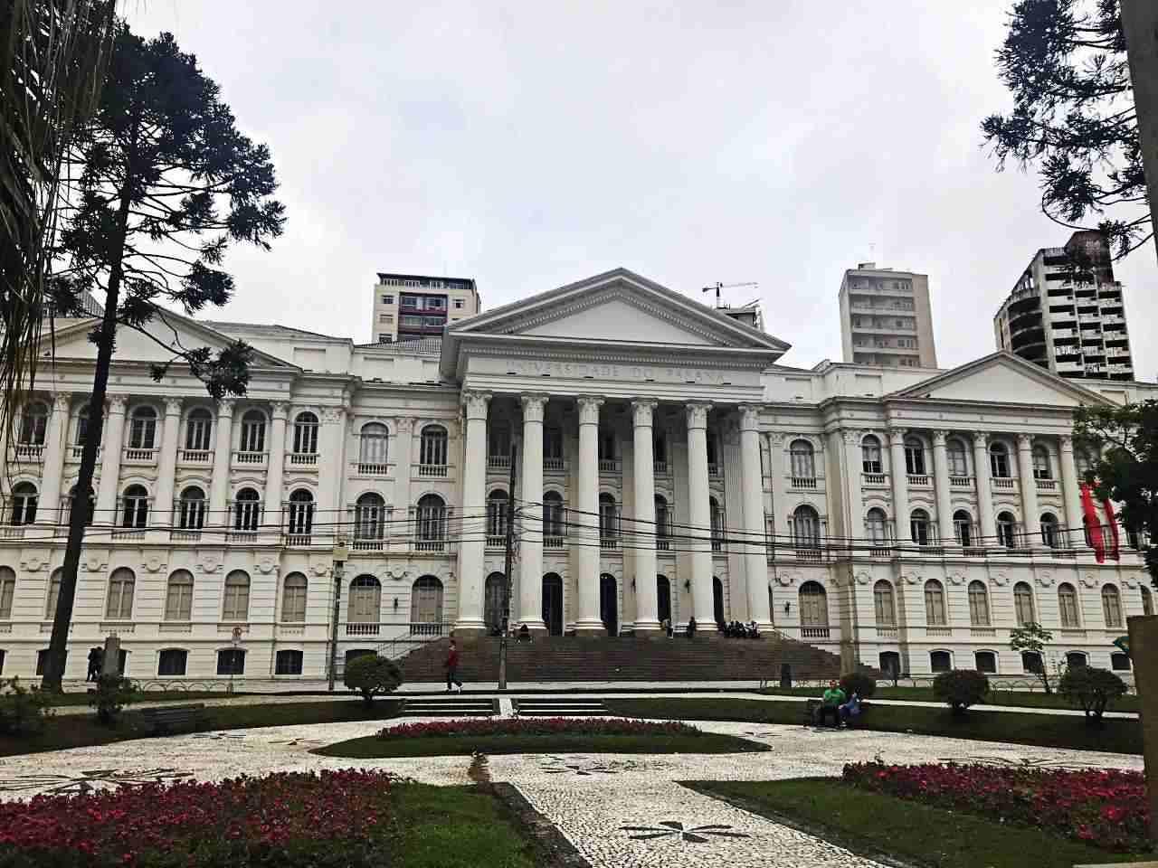 Como conhecer Curitiba em 42 atrações - Universidade Federal do Paraná