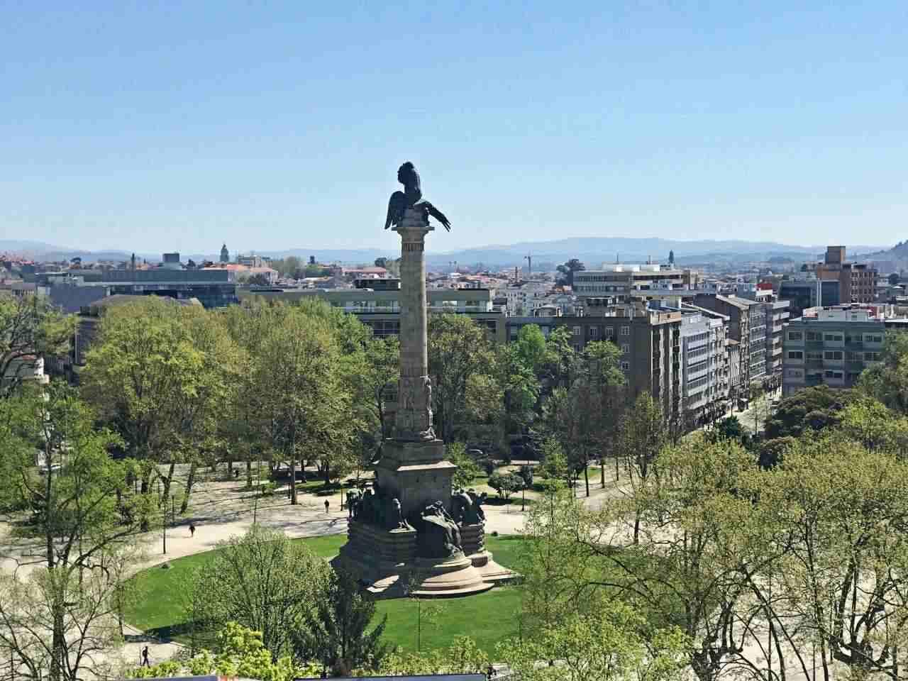 Jardins Boavista, frente da Casa da Música - O que fazer em Portugal