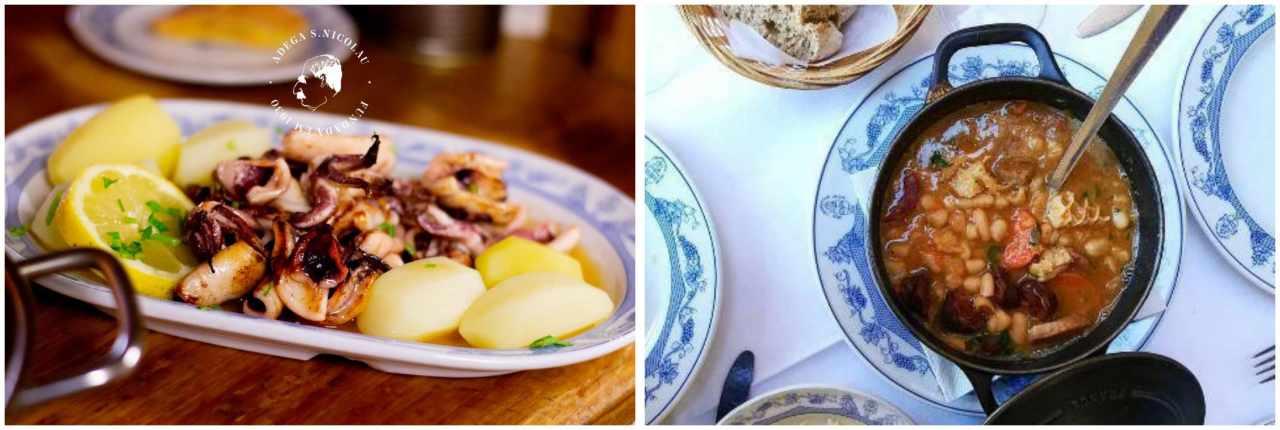 Adega São Nicolau - Onde comer em Porto Portugal