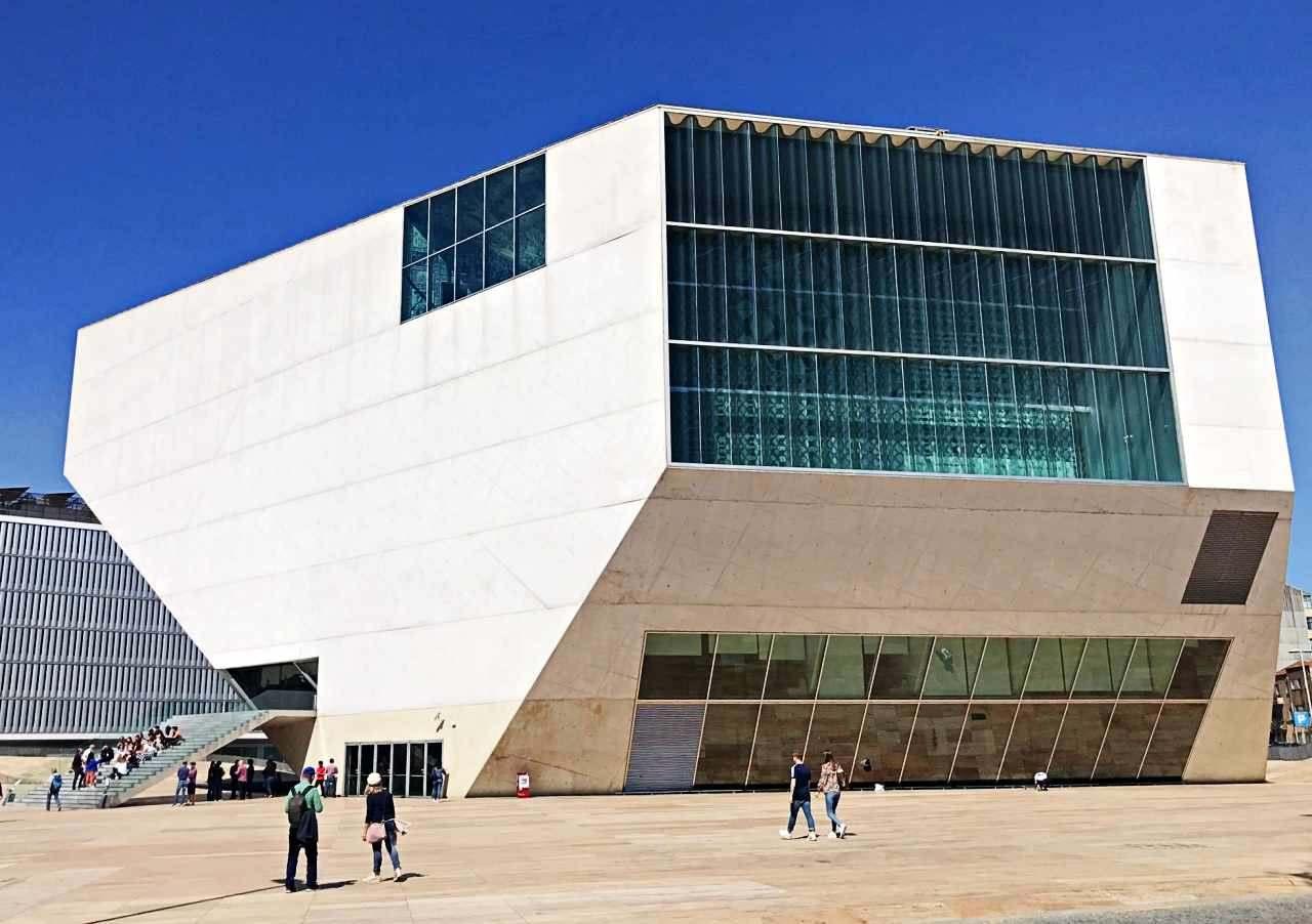 Casa da Música - O que fazer em Portugal