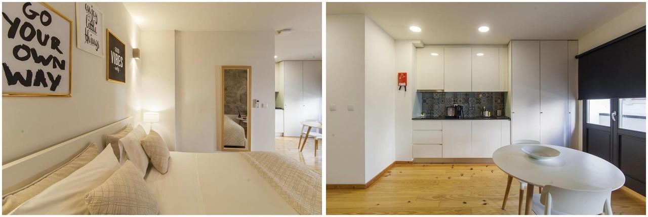 Oporto Local Studios - onde ficar em Porto Portugal