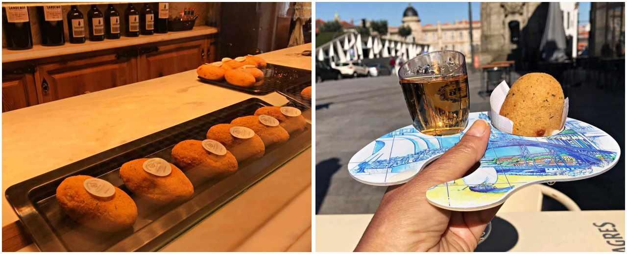 Casa do Pastel de Bacalhau - - Onde comer em Porto Portugal
