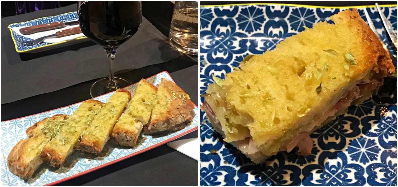 À Bolina Bar - Onde comer em Porto Portugal