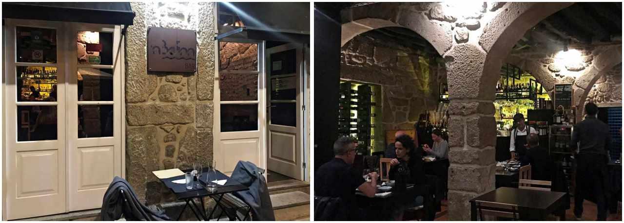 À Bolina Bar - - Onde comer em Porto Portugal