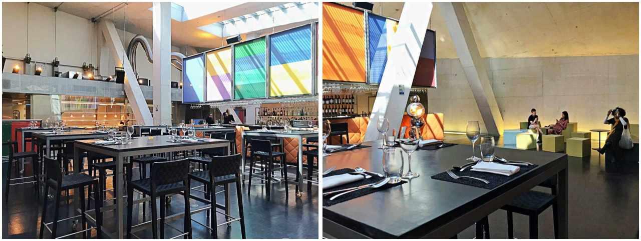 Restaurante Casa da Música - O que fazer em Portugal