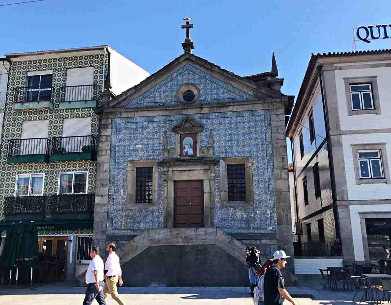 Vila Nova de Gaia - igreja