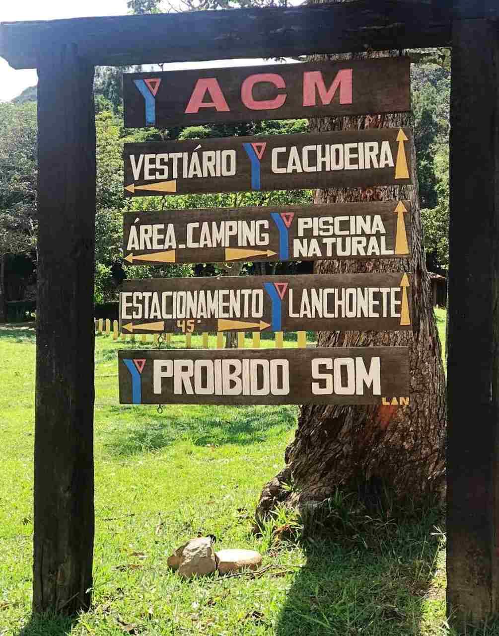 ACM Serra do Cipo - atrações