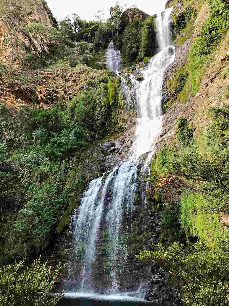 Cachoeira da Farofa Serra do Cipo