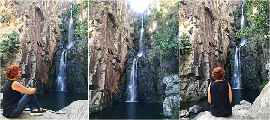 Cachoeira Véu da Noiva - Serra do Cipo