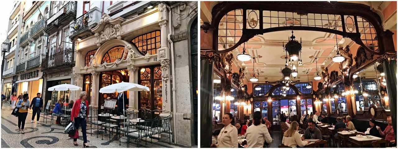 Café Majestic - o que fazer em Porto Portugal