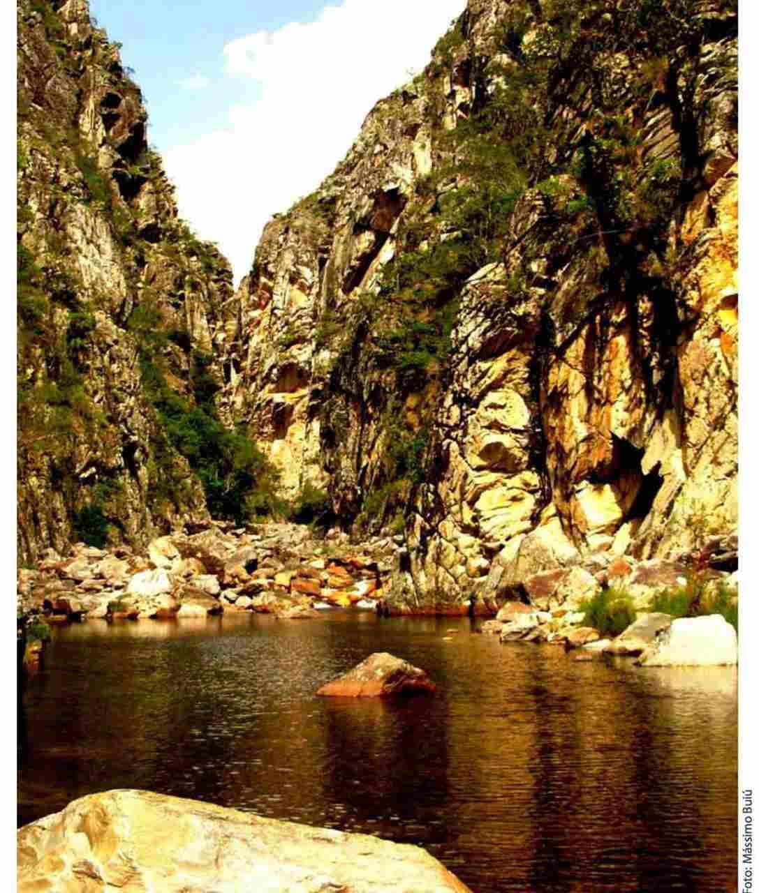Cânion das Bandeirinhas - Parque Nacional Serra do Cipó