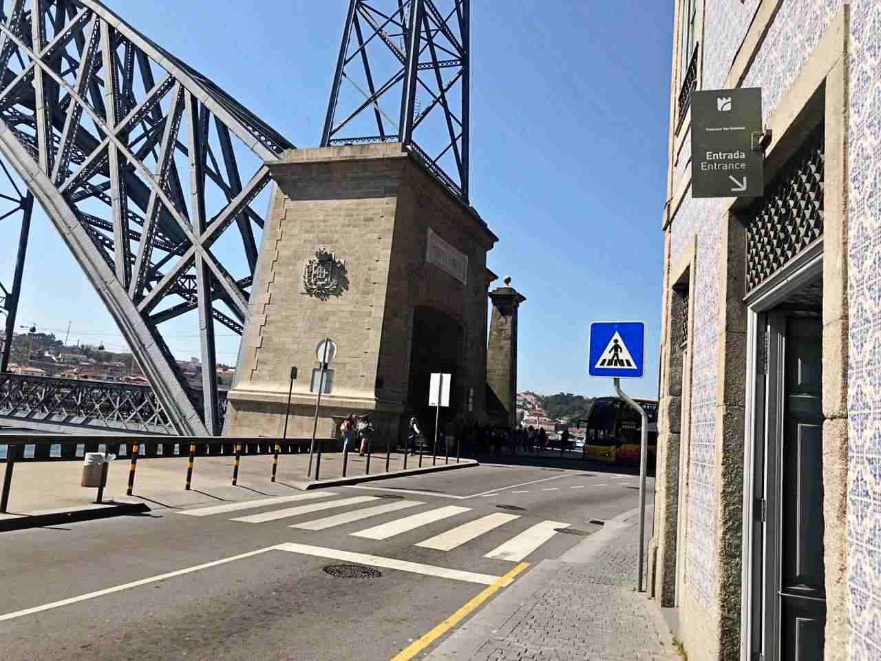 Estação Ribeira Funicular dos Guindais - O que fazer em Porto Portugal