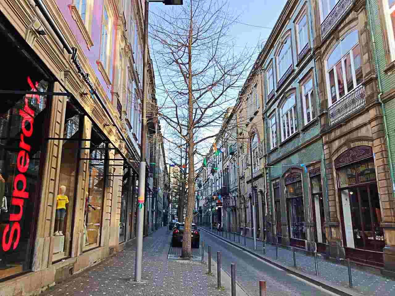 Galeria de Paris - O que fazer em Porto Portugal