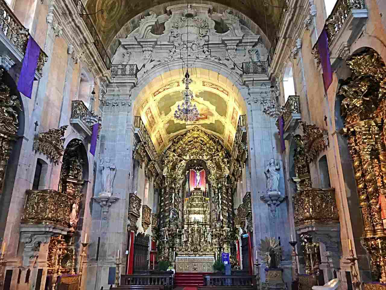 Igreja do Carmo - o que fazer em Porto Portugal