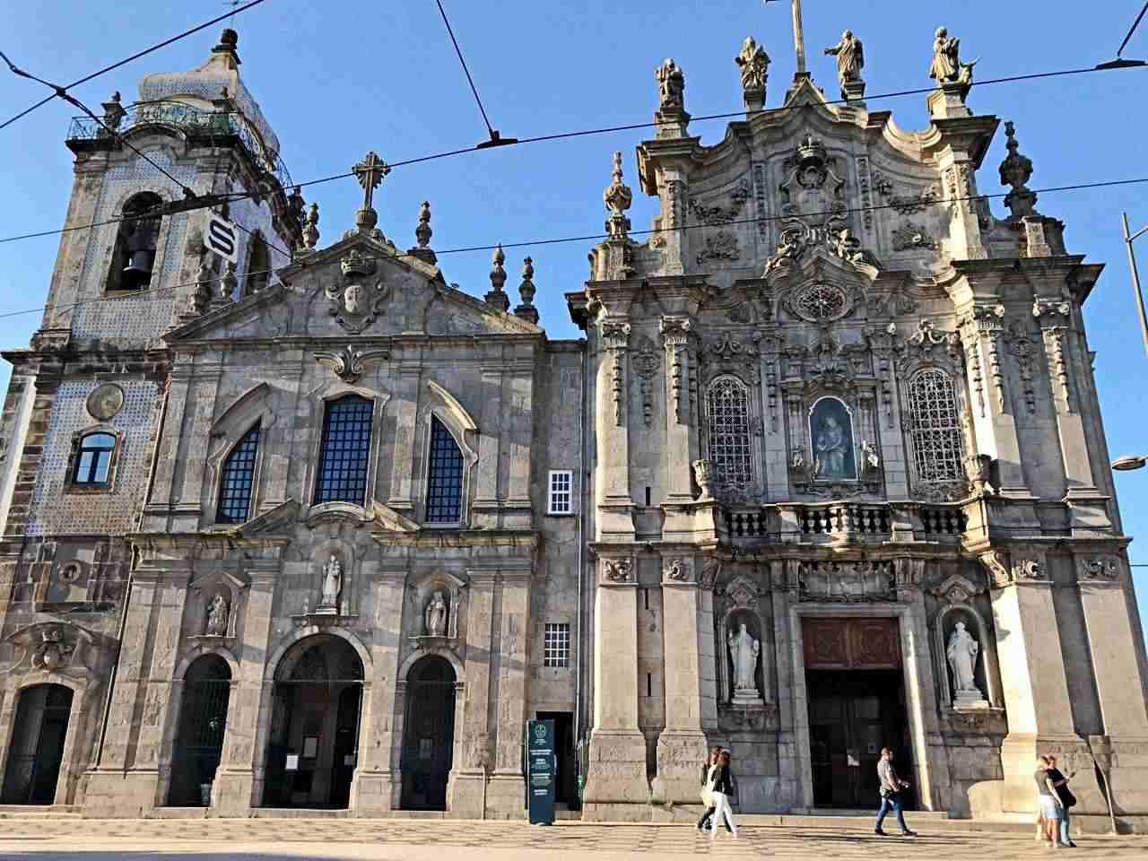 Igrejas dos Carmelitas Descalços e Igreja de Nossa Senhora do Monte do Carmo