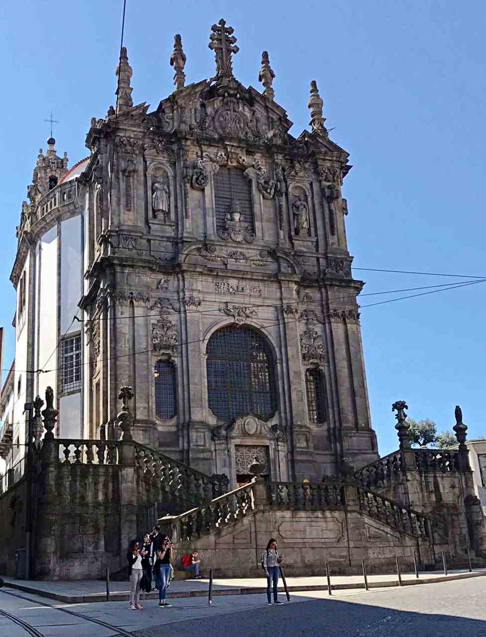 Igreja do Clérigos - o que fazer em Porto Portugal