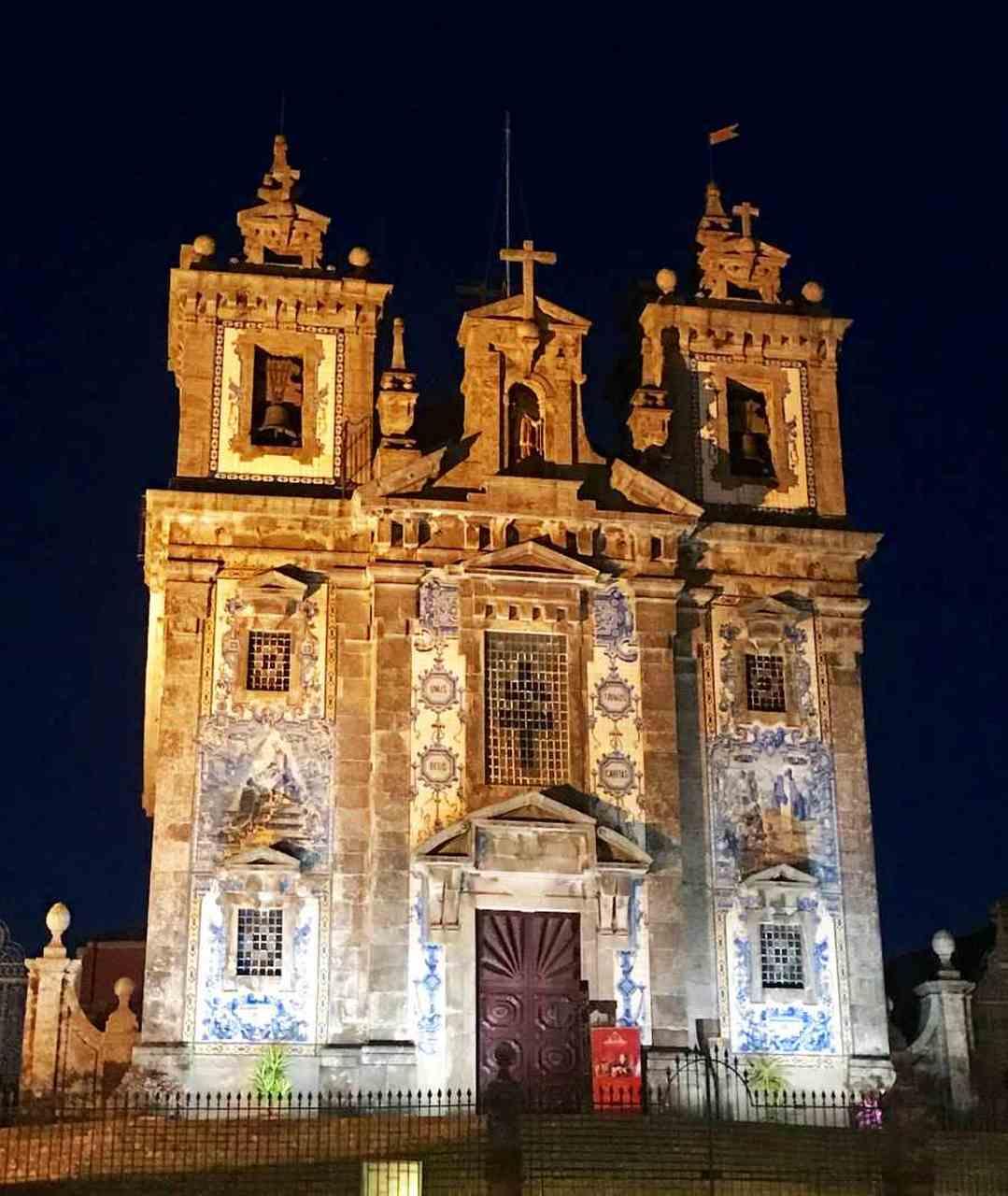 Igreja de Ildefonso - O que fazer em Porto Portugal