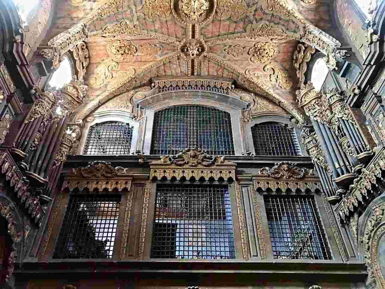 Igreja de Santa Clara - O que fazer em Porto Portugal
