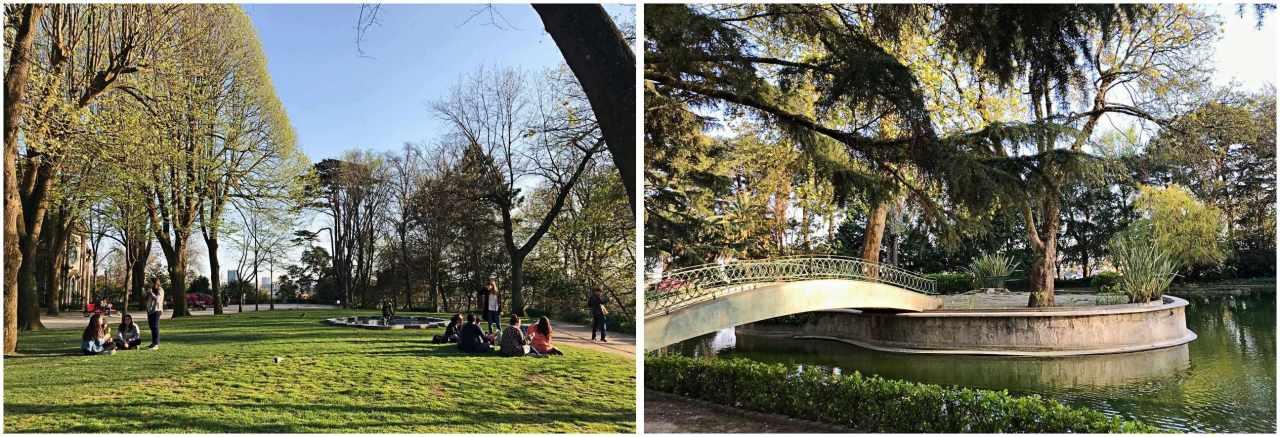 Jardins do Palácio de Cristal- o que fazer em Porto Portugal