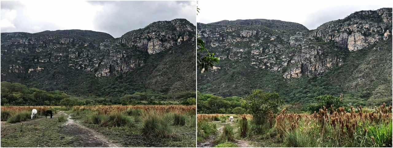Paisagem - Serra do Cipó