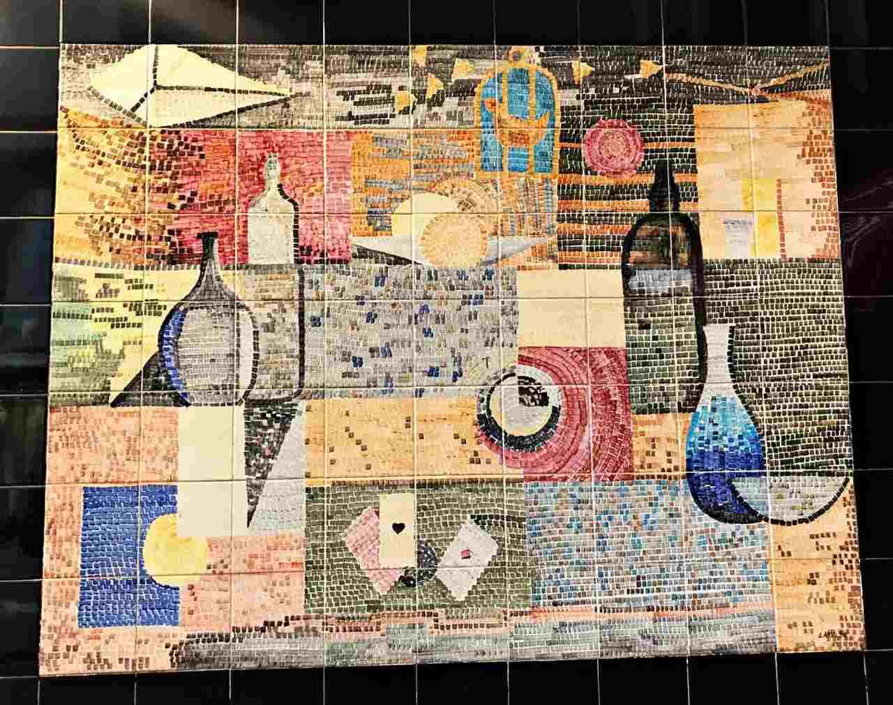 Painel Martha Cohen da Cunha Telles - O que fazer em Porto Portugal