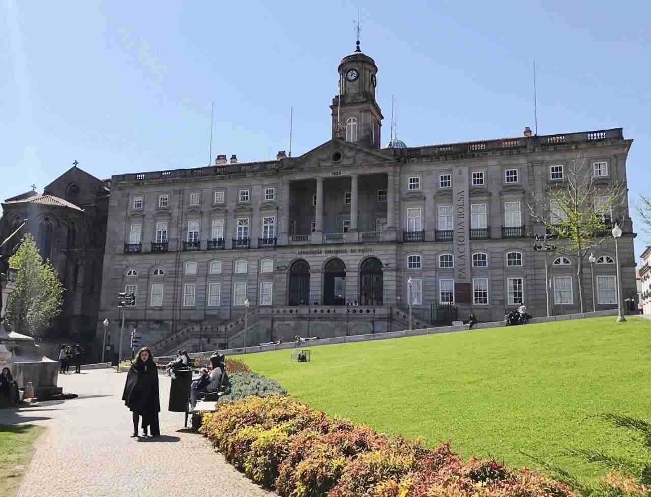 Palácio da BolsaCatedral Sé do Porto - O que fazer em Porto Portugal