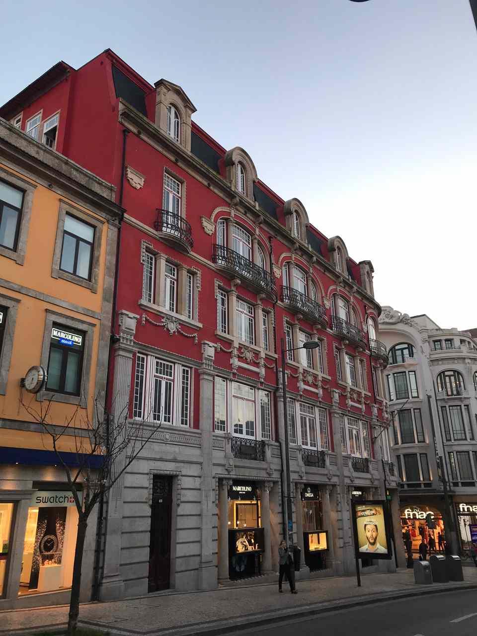 Rua Santa Catarina - O que fazer em Porto Portugal