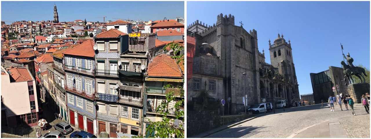Catedral da Sé - O que fazer em Porto Portugal