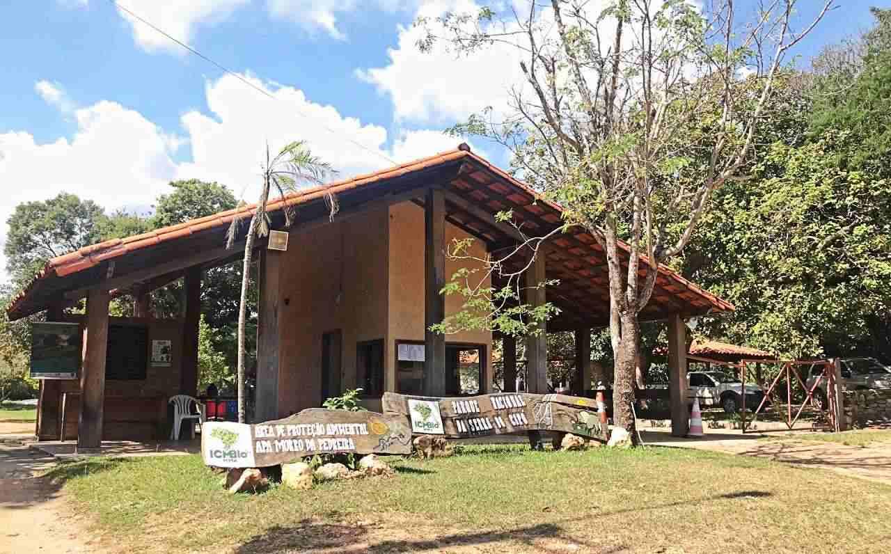 Sede do ICMBIO Parque Nacional da Serra do Cipo