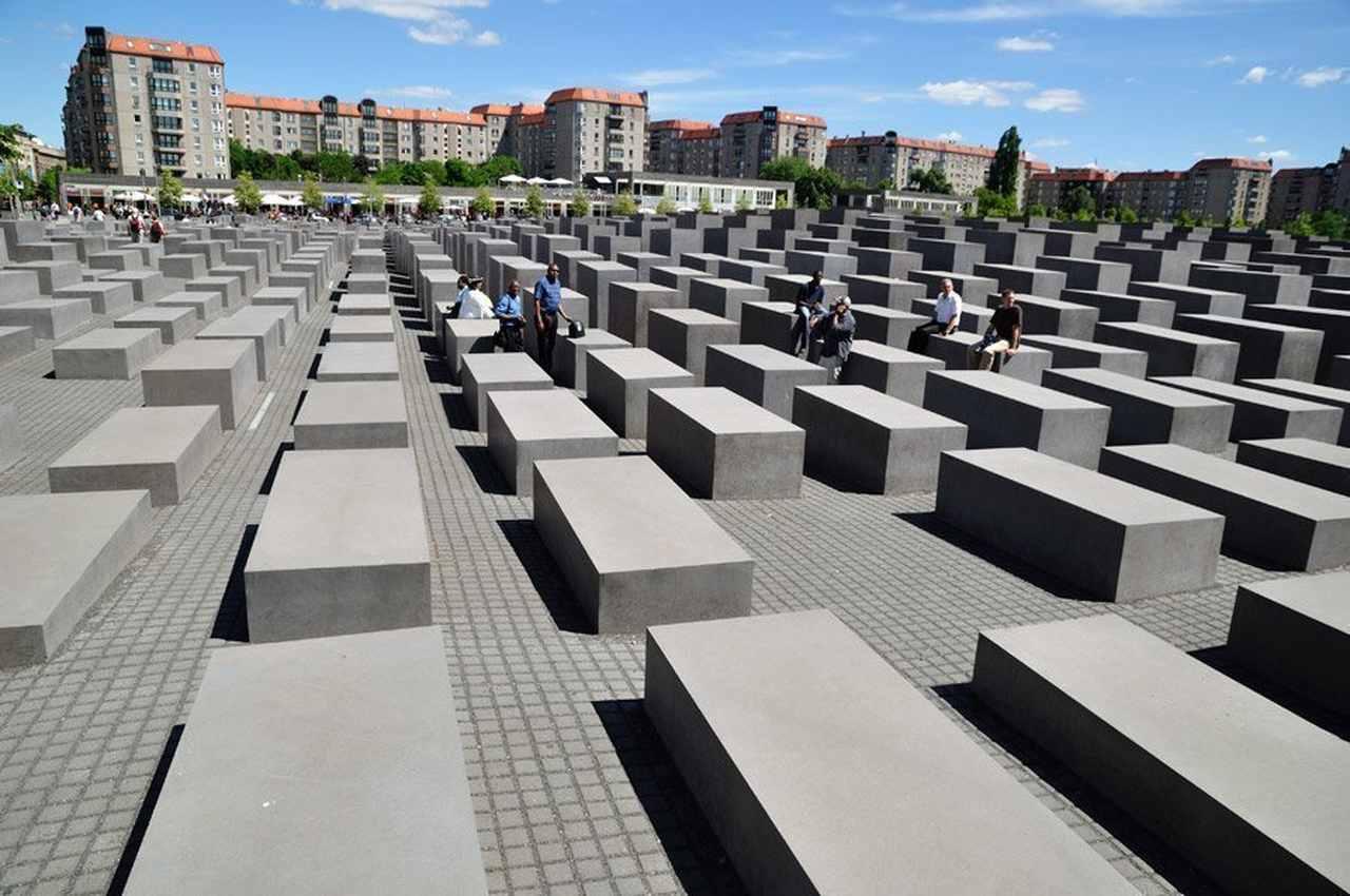 Monumento do Holocausto