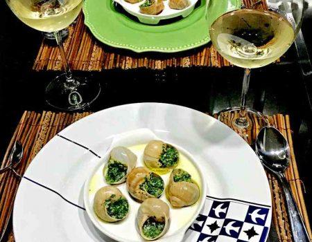 Escargot à Bourgogne