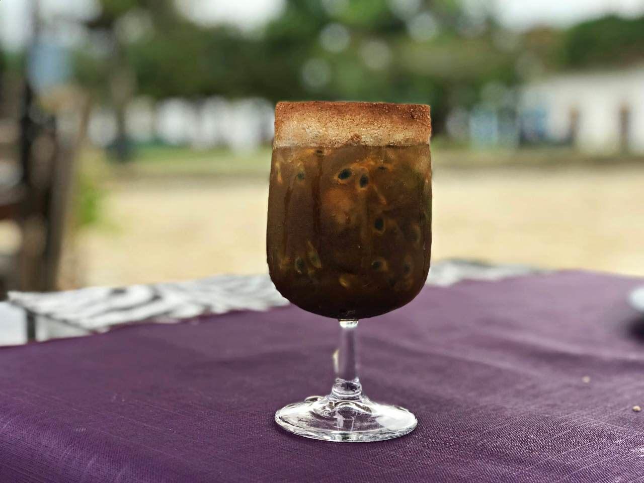 Drinque Jorge Amado Paraty