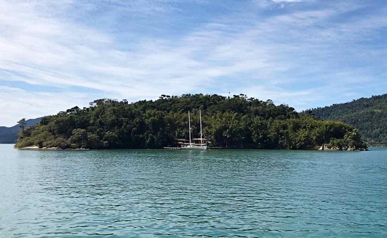 Ilha do Bexiga - Paraty
