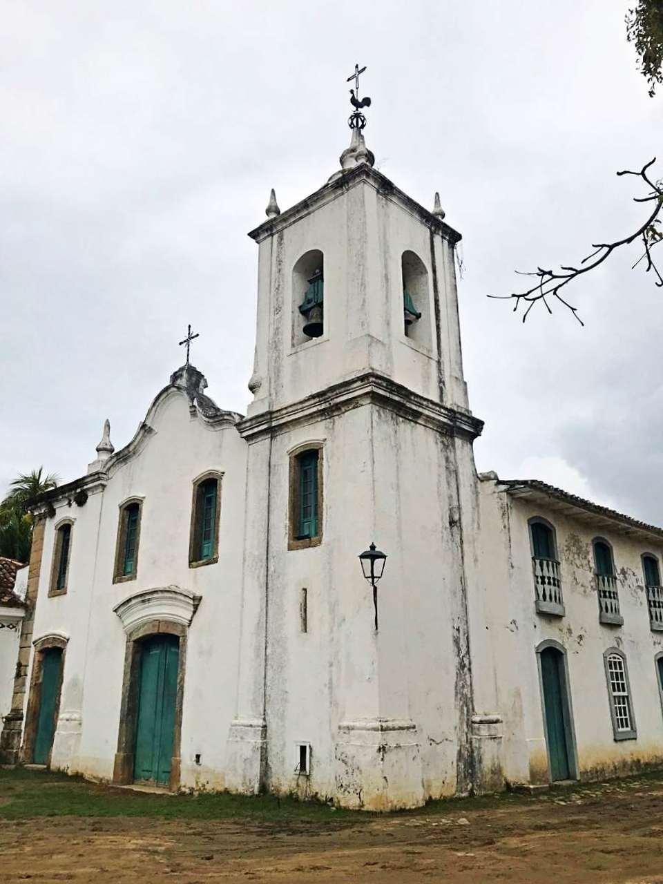 Capelinha - Igreja Nossa Senhora das Dores Paraty