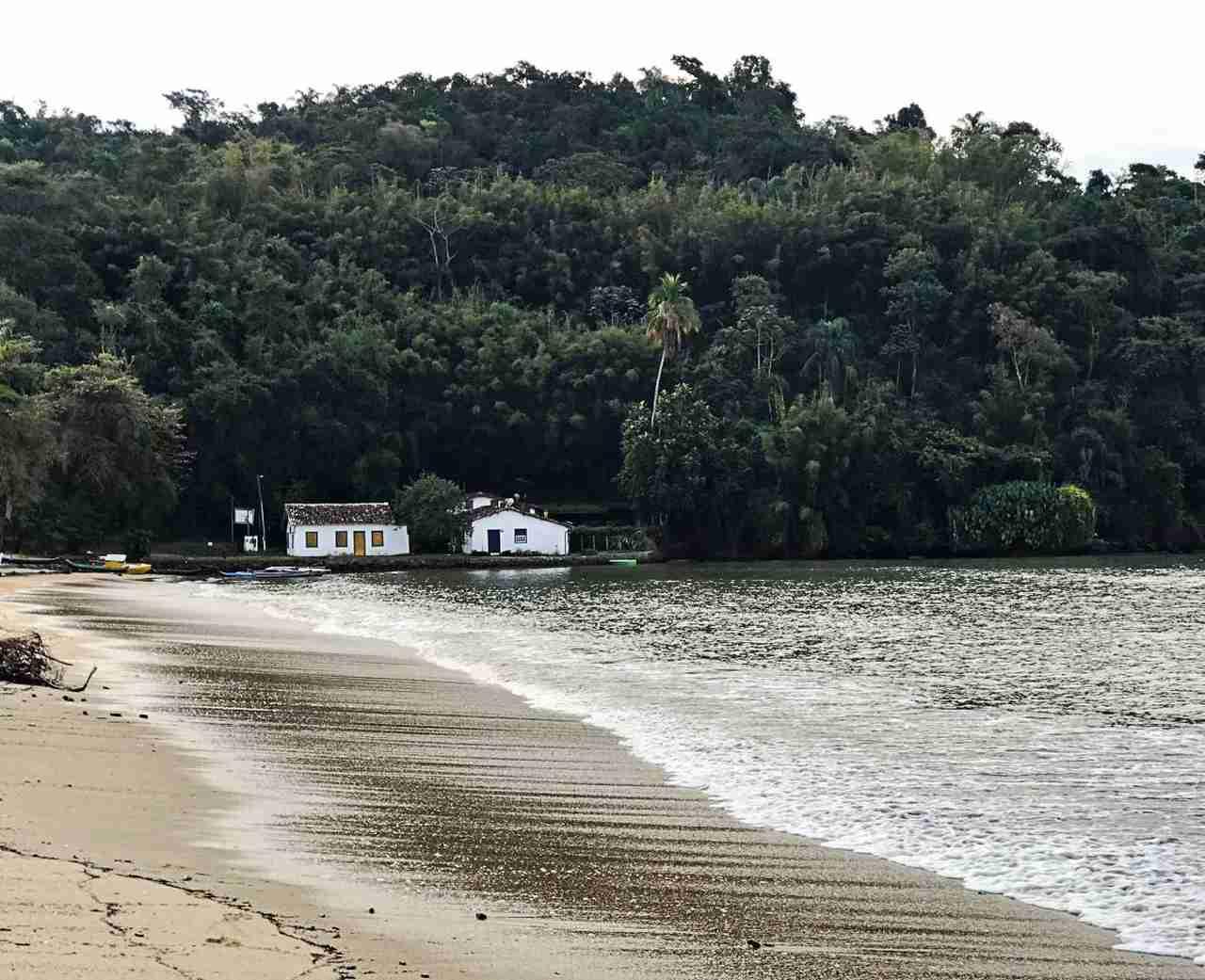 Praia de Pontal Paraty