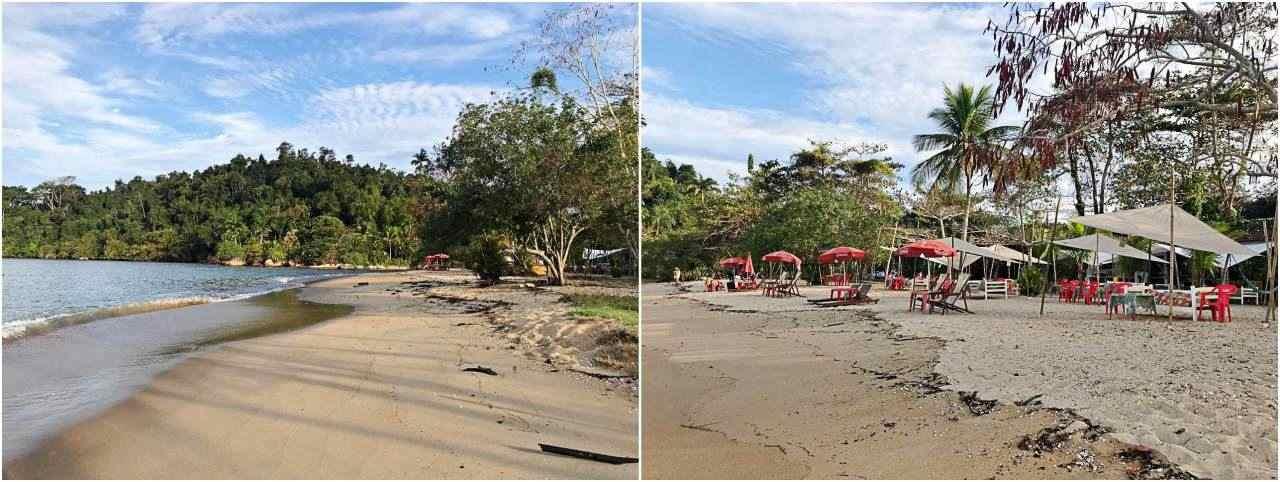 Praia de Jabaquara - Paraty