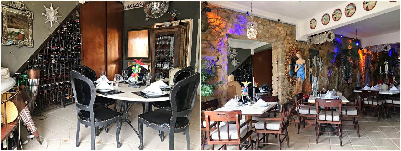 Restaurante Refúgio Paraty