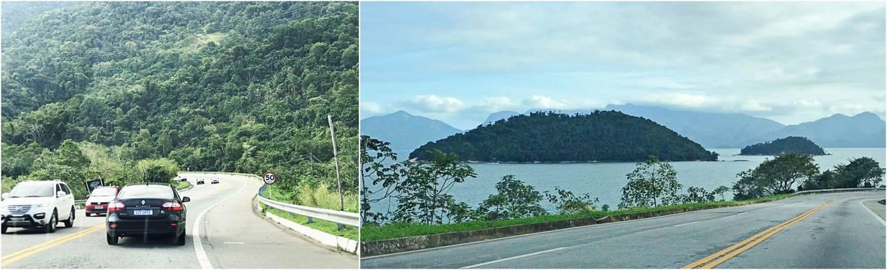Estrada Rio a Paraty