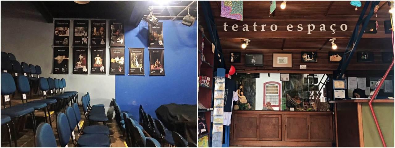 Teatro Espaço Paraty