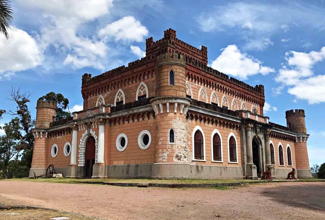 Castelo de Piria Uruguai