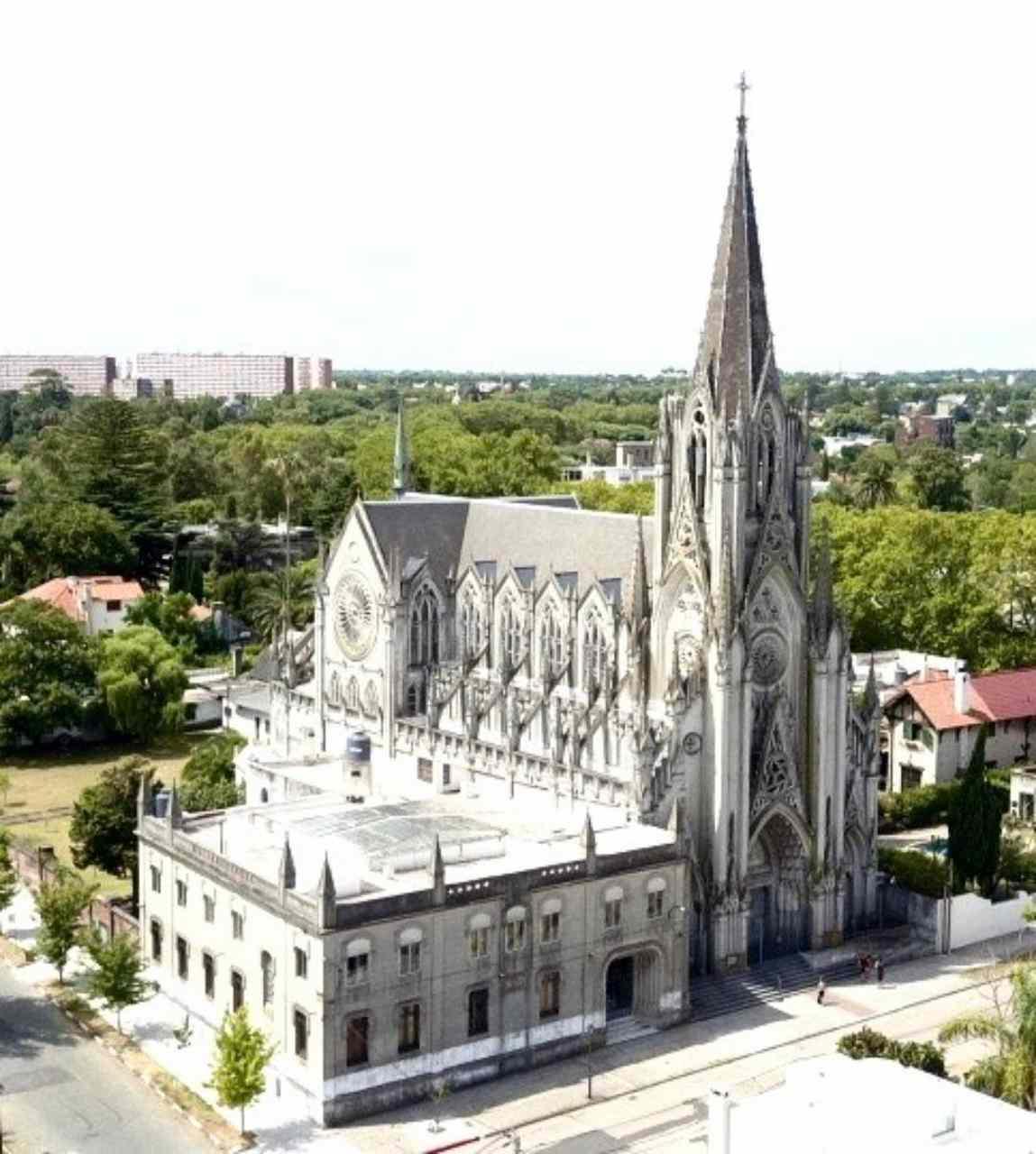 Iglesia Carmelitas Montevideo