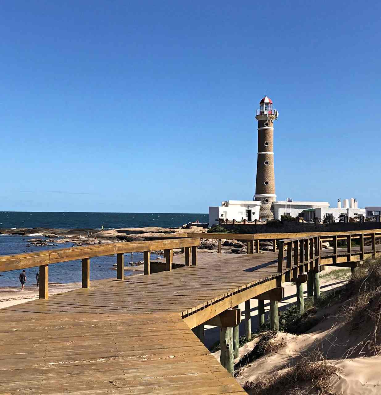 O que fazer no Uruguai Farol na cidade de José Ignacio